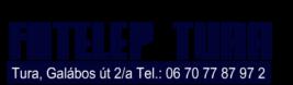 Fatelep Tura Logo